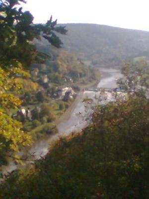 Belvédère sur la Meuse