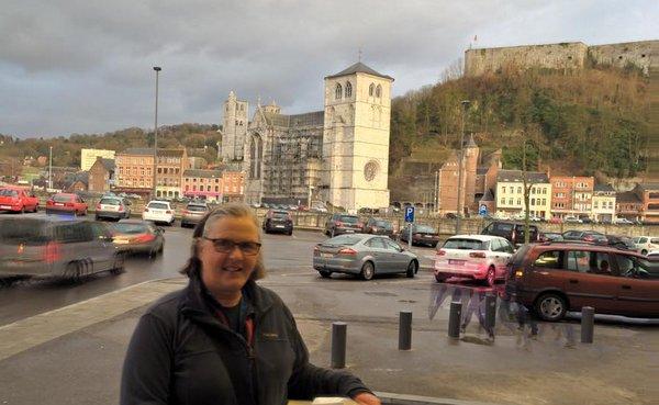 Janet, australienne, un an à pied à travers l'Europe