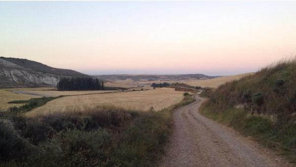 Le camino Francés, magique