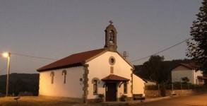 Chapelle San Roque, Pando, Asturias