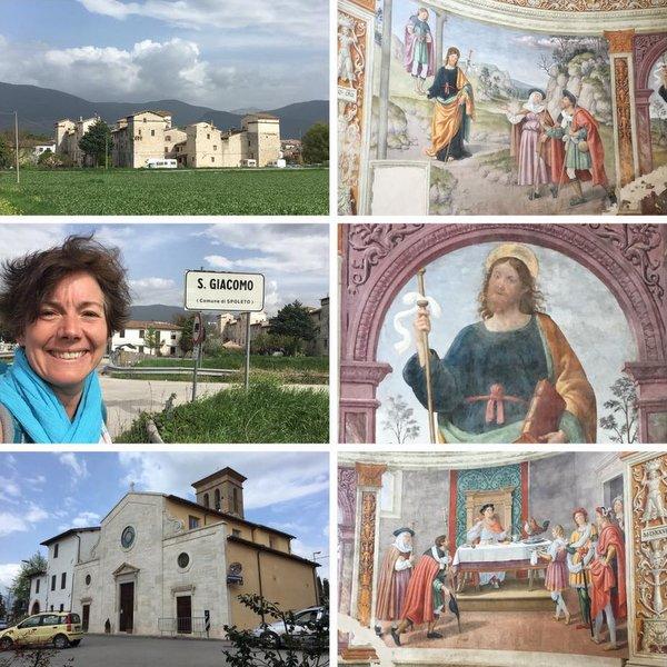 San Giacomo, Ombrie