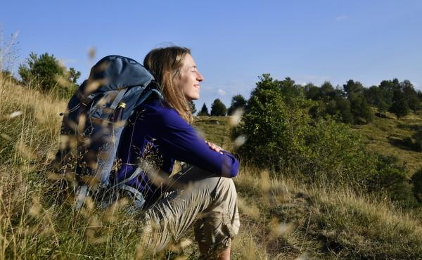 Pauline Wald, la pèlerine qui marche vers son essentiel