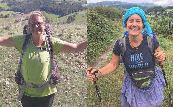 Deux femmes vers Santiago : conférence – rencontre à Namur