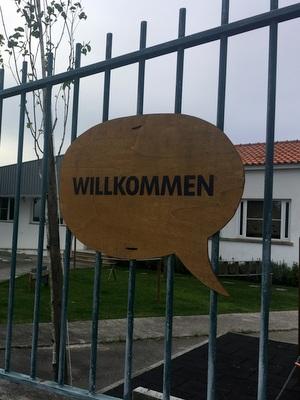 Bienvenue dans notre école !