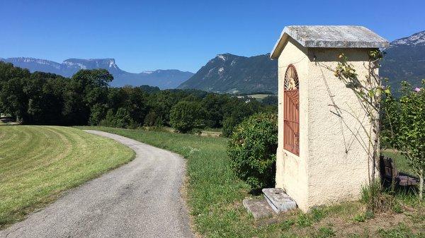 Chapelle près de Villard d'Héry