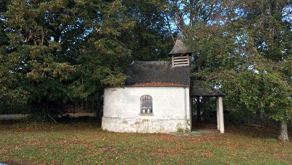Chapelle Notre-Dame de la Salette à Mesnil-Église