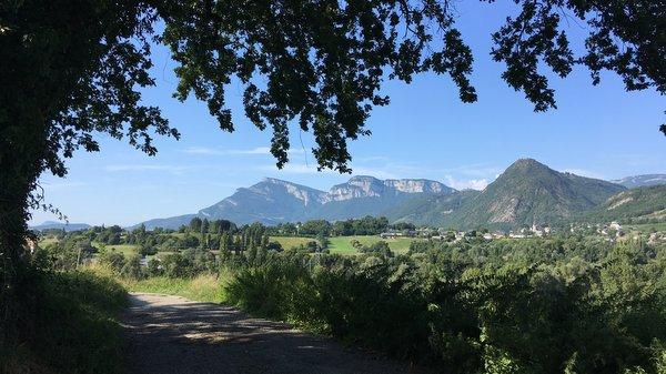 Les environs de Chambéry