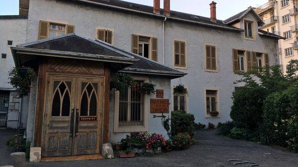 Monastère des Capucins à Chambéry