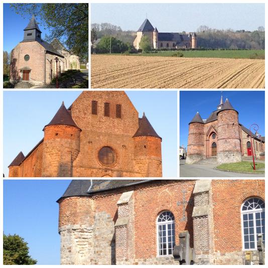 Eglises fortifiées de Thiérache