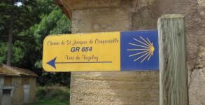 GR 654 - Voie de Vézelay