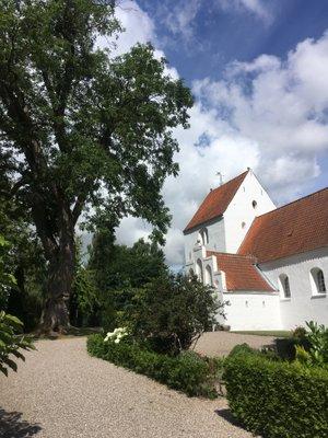 Eglise au Danemark