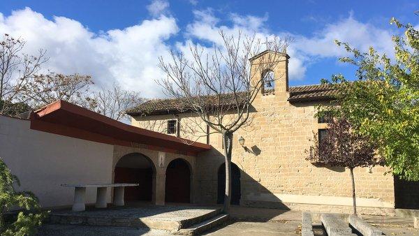 Ermita de la Virgen de las Cuevas