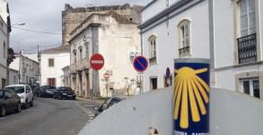 Le chemin de Saint Jacques à Tavira (Algarve)