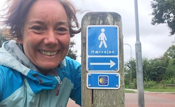 Hærvejen et les chemins de Saint-Jacques au Danemark