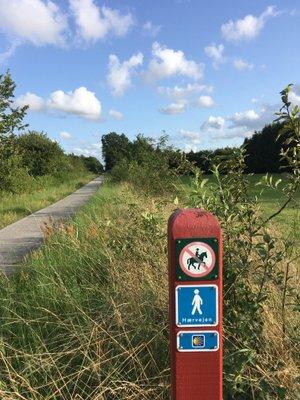 Chemin de Saint Jacques au Danemark