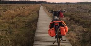 Pèlerinage à vélo