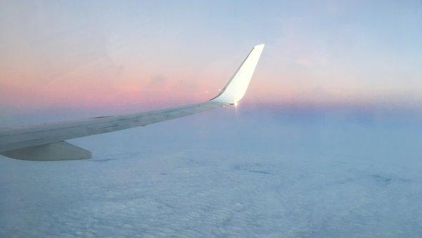 Revenir de Saint Jacques en avion