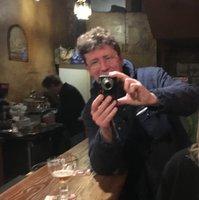 François, notre reporter au Pot du pèlerin