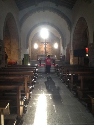 Eglise de O Cebreiro