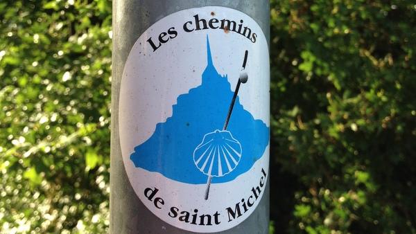 Balisage vers le Mont Saint Michel