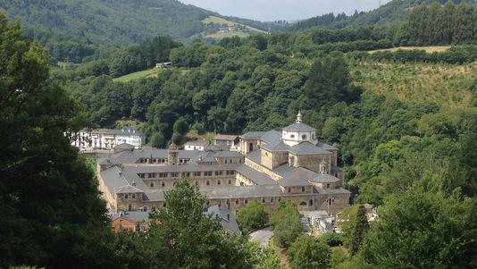 Le monastère de Samos