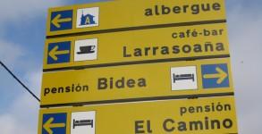Quel guide pour le camino frances