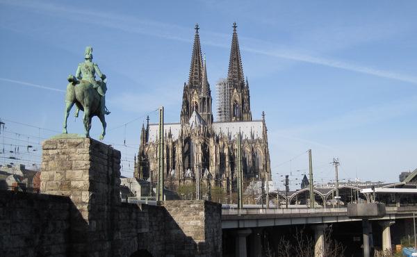 """Cologne – Maastricht : un pèlerinage """"en amont"""" de chez nous"""