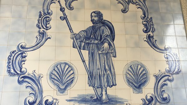 Les chemins de Saint Jacques au Portugal