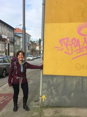 Caminho en Porto