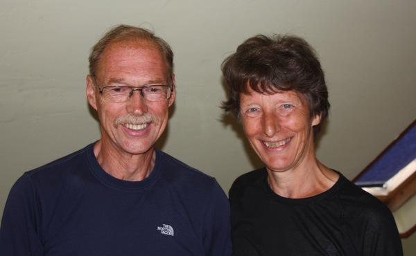 Henk et Maria de Leiden (NL)