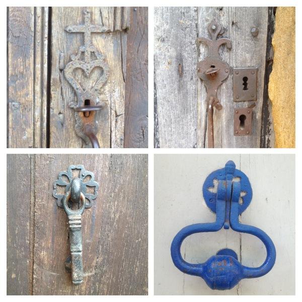 Serrures et poignées de portes en Quercy