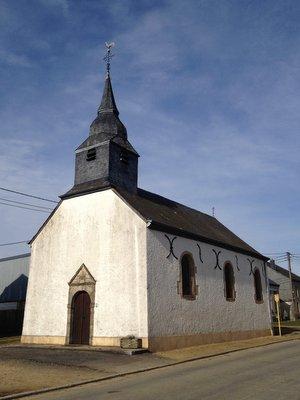 La chapelle de Martué