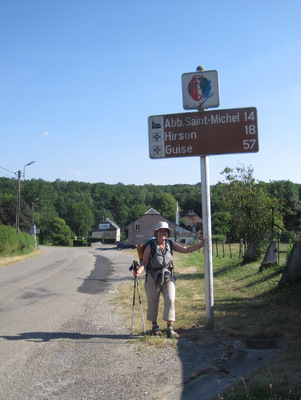 Via Thiérache entre Chimay et Saint Michel