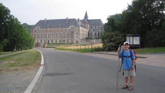 LAbbaye de Saint-Michel en Thiérache