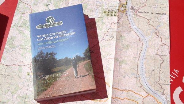 Guide et cartes de la Via Algarviana