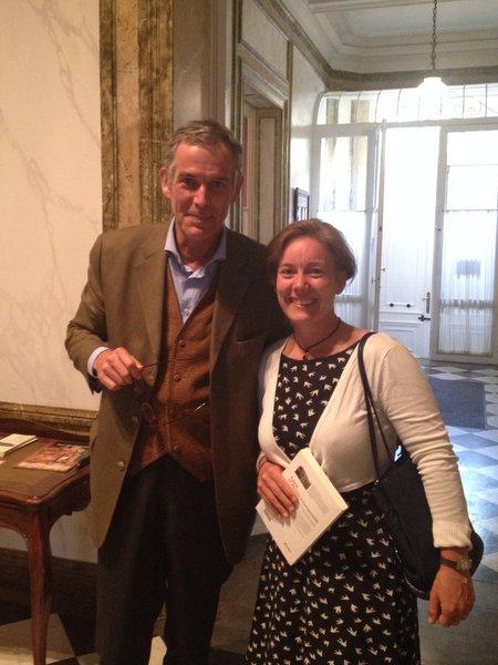 Werner et Sylvie à Liège