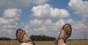 Sandales de pèlerin