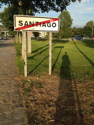 Revenir de Santiago