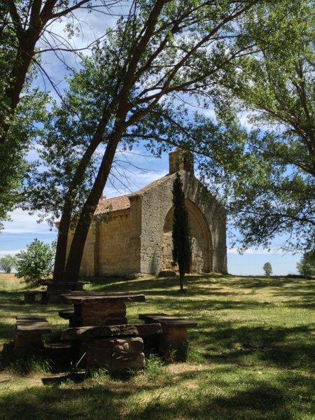 Ermita San Miguel (Poblacion de Campos)