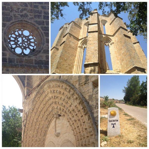 Les ruines de San Anton