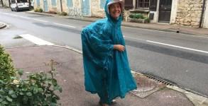 Se protéger de la pluie en randonnée
