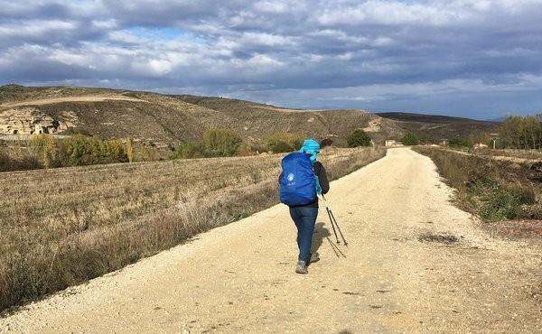 Le Camino Frances en hiver