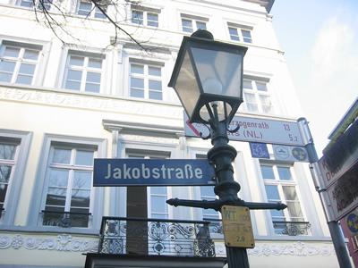 Aachen : Jacobstraße