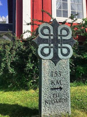 Balisage Saint Olav