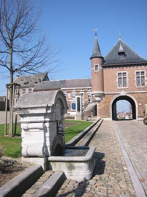 La Place de la Halle de Clermont-sur-Berwinne