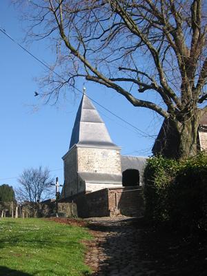 Eglise romane de Henri-Chapelle