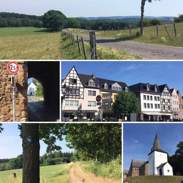 Eifel : de Bad Munstereifel à Blankenheim