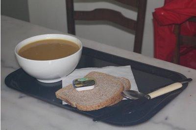 La soupe du pélerin (!)