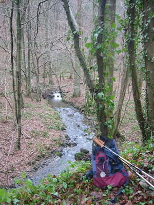 Le ruisseau de Solières