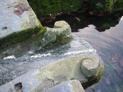 Fontaine Sainte Begge à Andenne